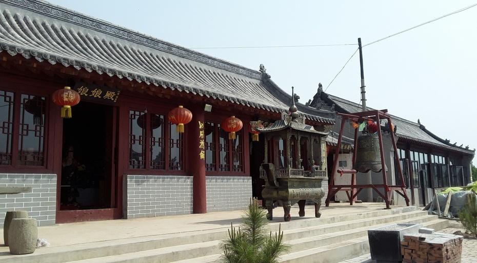 寺院之:普济寺(娘娘庙) - 淡淡云 - 淡淡云
