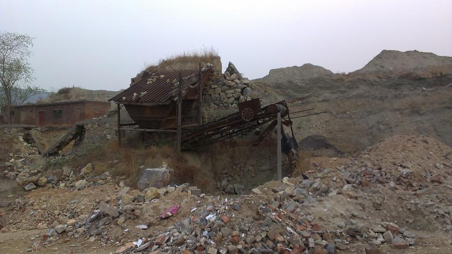 【蹉跎岁月】一次不算舒适的出行-2015再回矿山 - 心系矿山 - 矿山的记忆