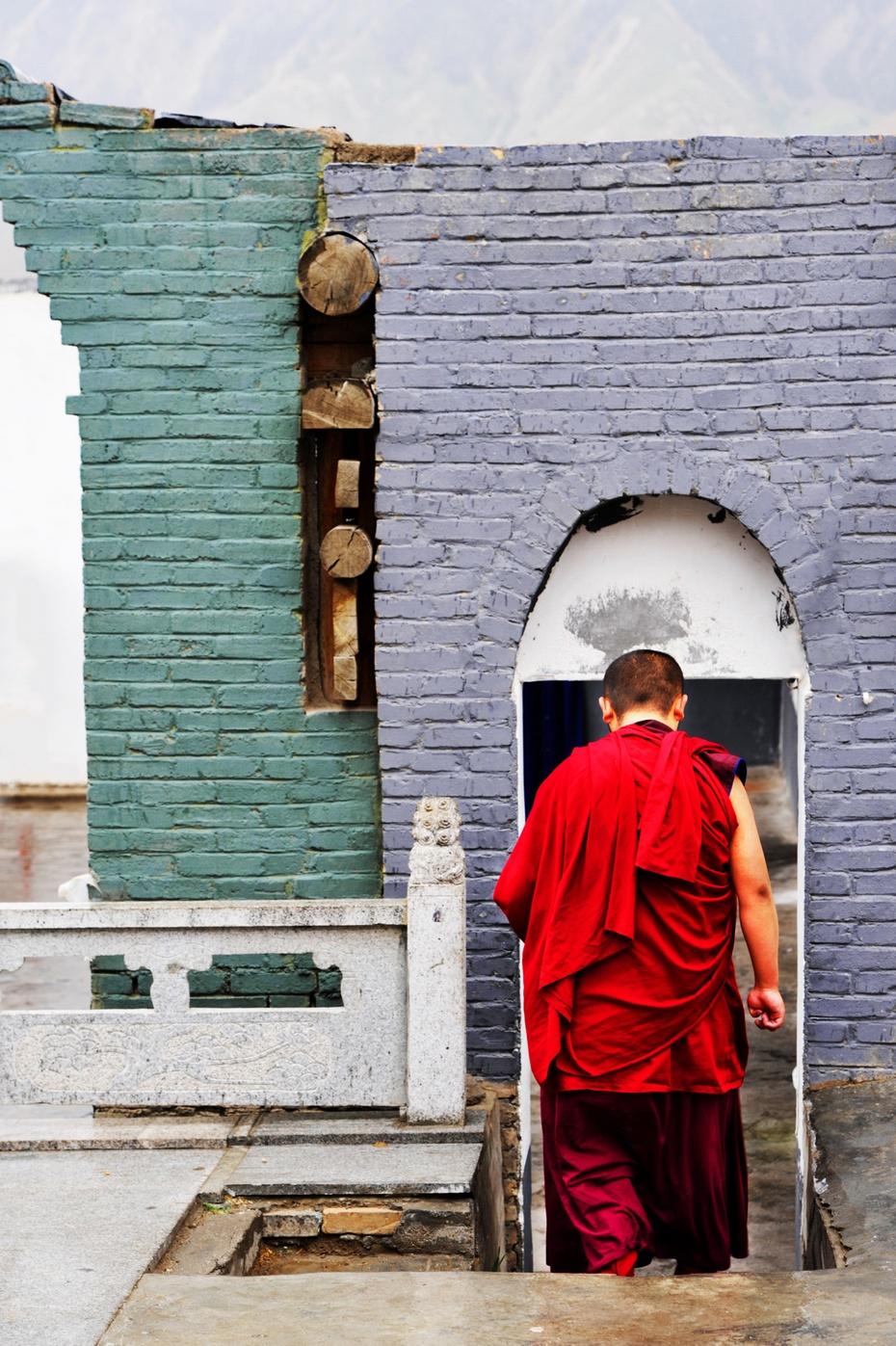 都兰寺,一个出了2个转世灵童的寺庙 - 海军航空兵 - 海军航空兵