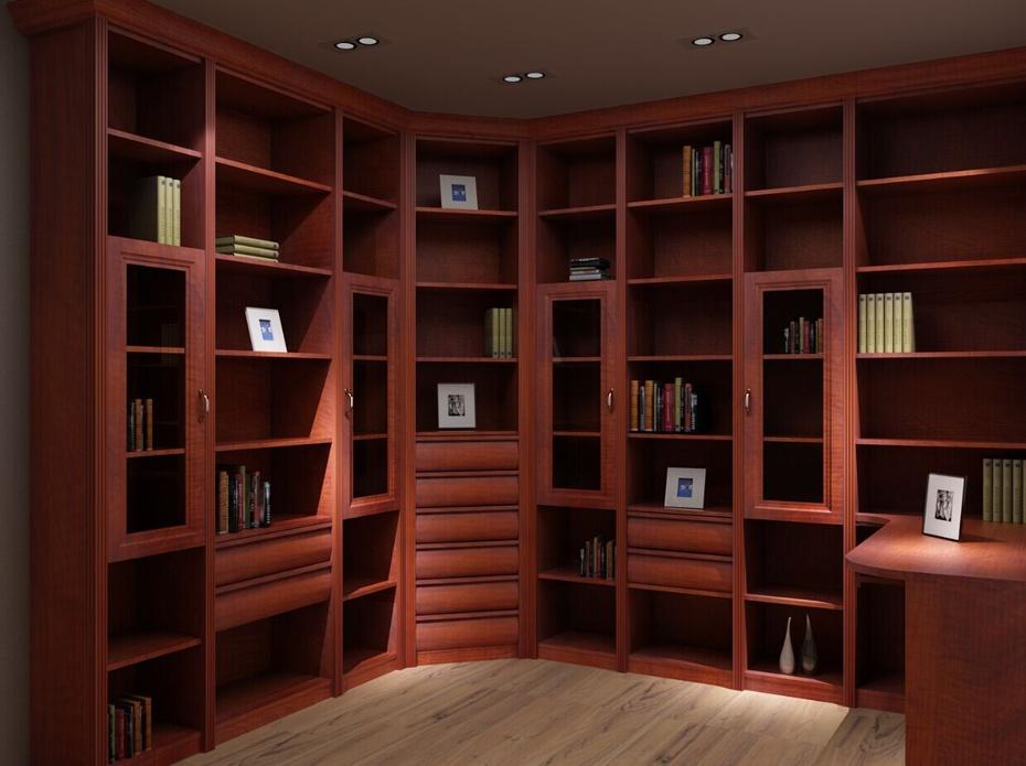 定制书柜的创意设计_金银鸟家具_新浪博客