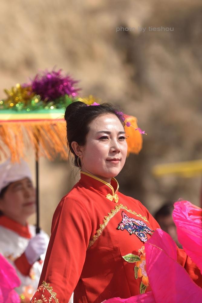 陕北风情(17)—— 三十里铺村_图1-60