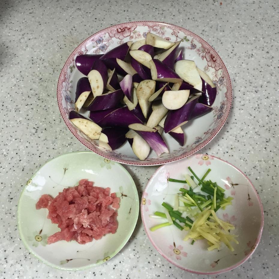 蔷薇食谱:肉末茄子煲 - 蔷薇花开 - 蔷薇花开的博客