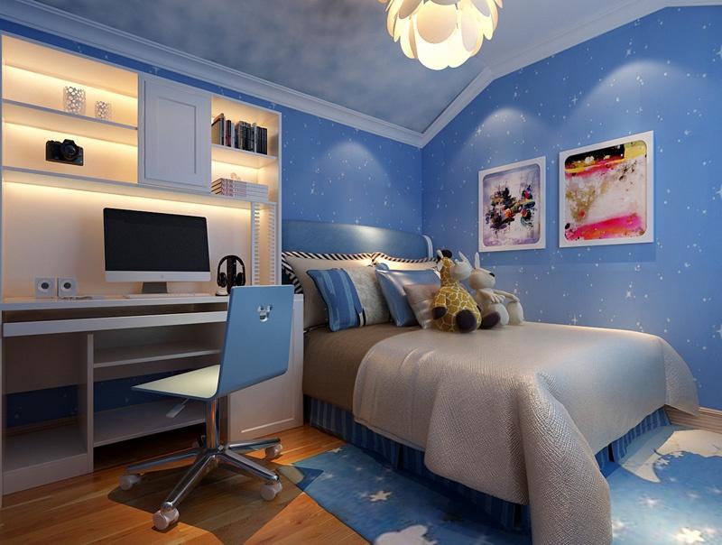 背景墙 房间 家居 起居室 设计 卧室 卧室装修 现代 装修 800_604
