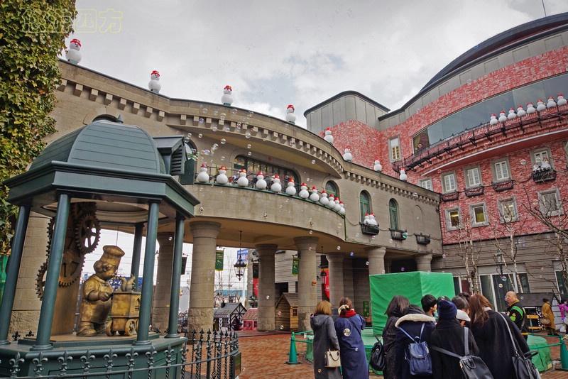 """【北海道札幌】""""白色恋人""""巧克力工厂,冰雪世界中的童话王国"""