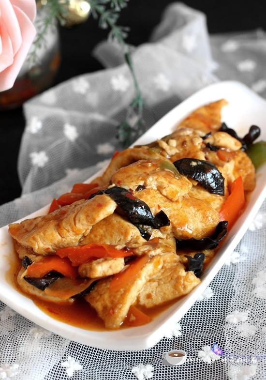 家常豆腐 - 叶子的小厨 - 叶子的小厨