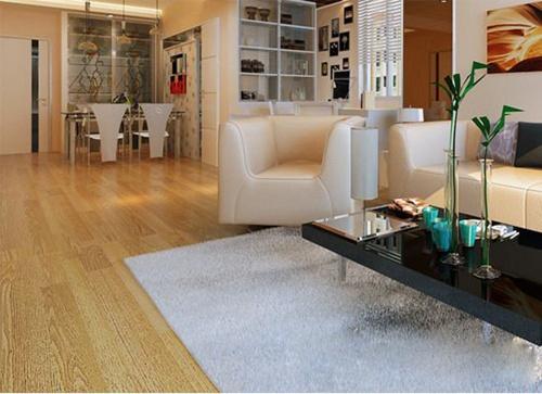 实木复合地板与家具的配色技巧