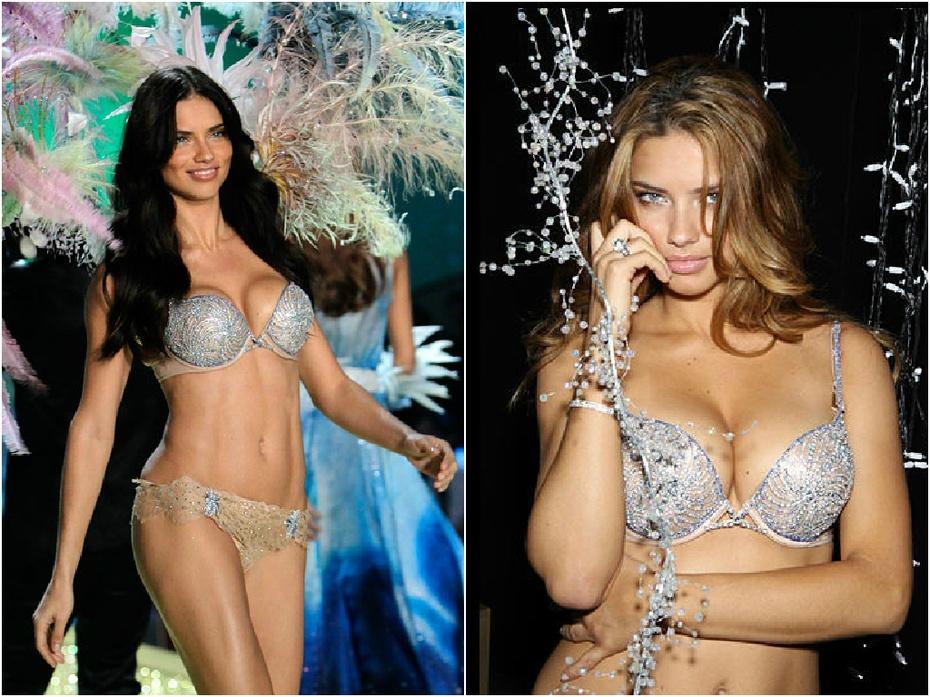 维秘|16年,两娃,天使仍然很辣 - toni雌和尚 - toni 雌和尚的时尚经