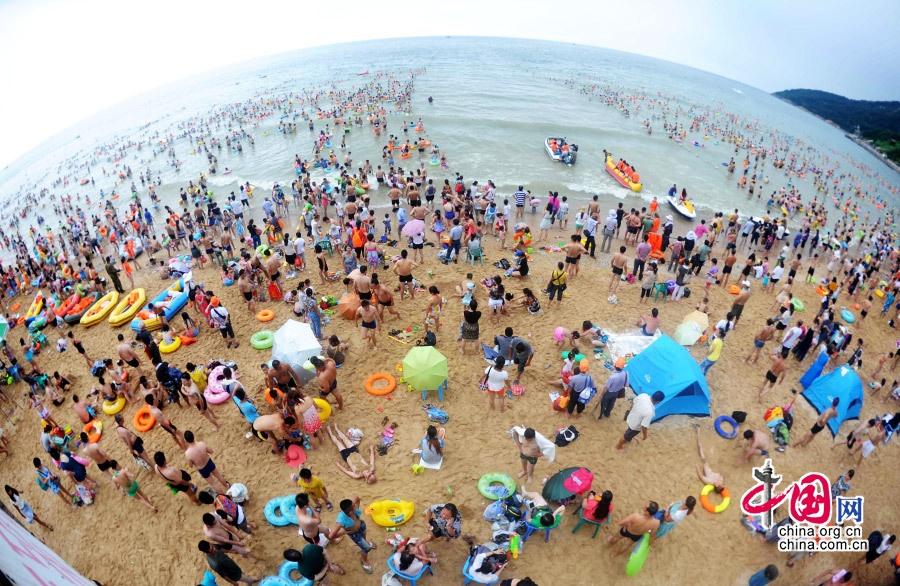 当夏天遇见大海系列二—新兴海水浴场 - 韩国全罗南道 - 韩国全罗南道