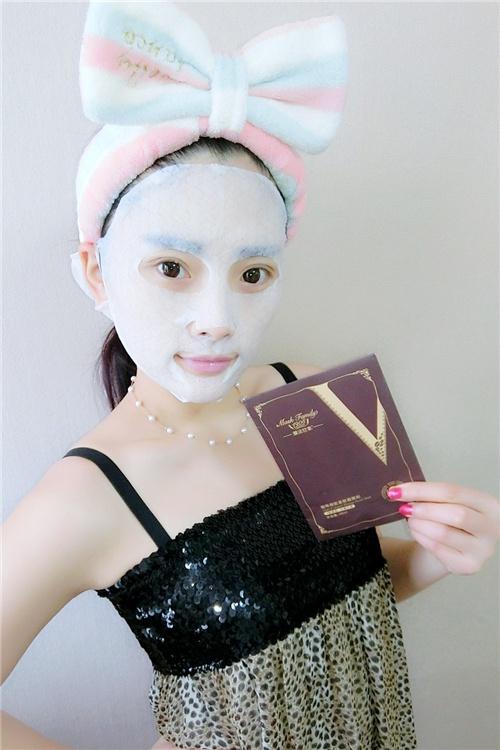 千金妞  绷带V脸 你的专属V脸膜法 - 千金妞 - 千金妞的小窝