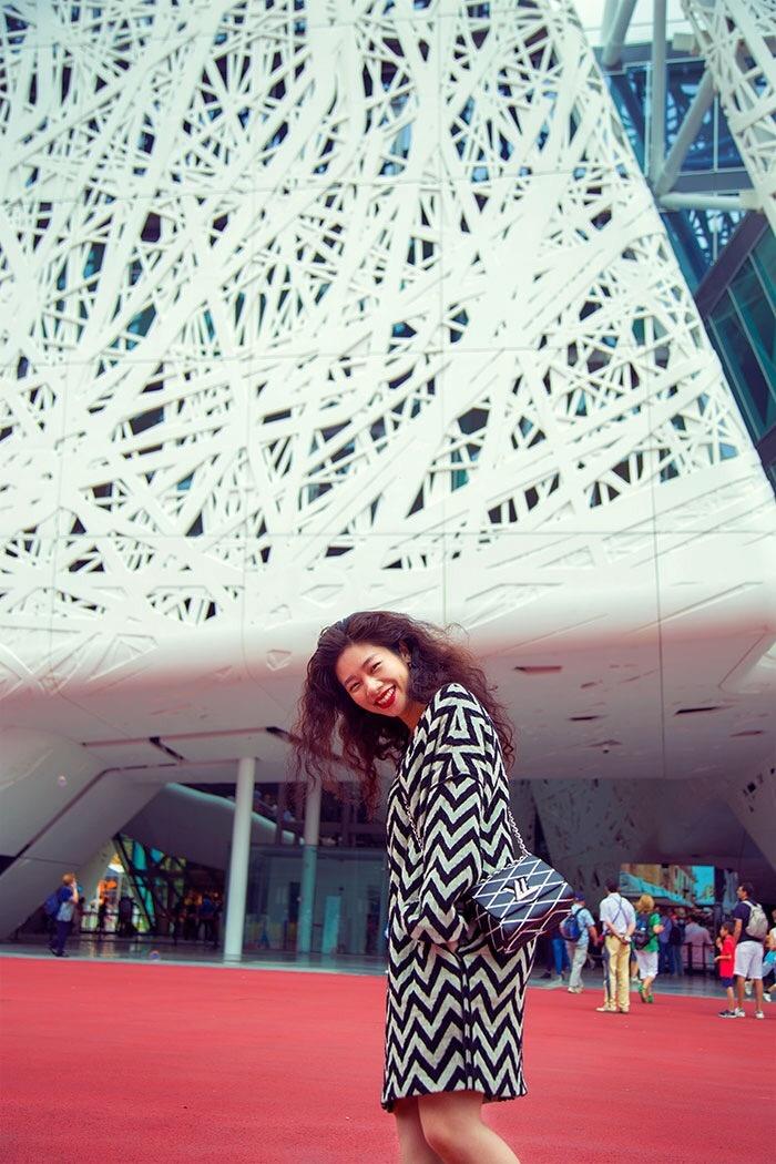 旅游|来看看米兰世博会长啥样 - toni雌和尚 - toni 雌和尚的时尚经