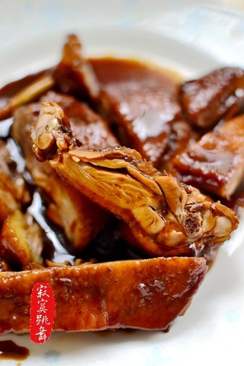 三餐舌尖之【五味鸭】 - 慢美食 - 慢 美 食