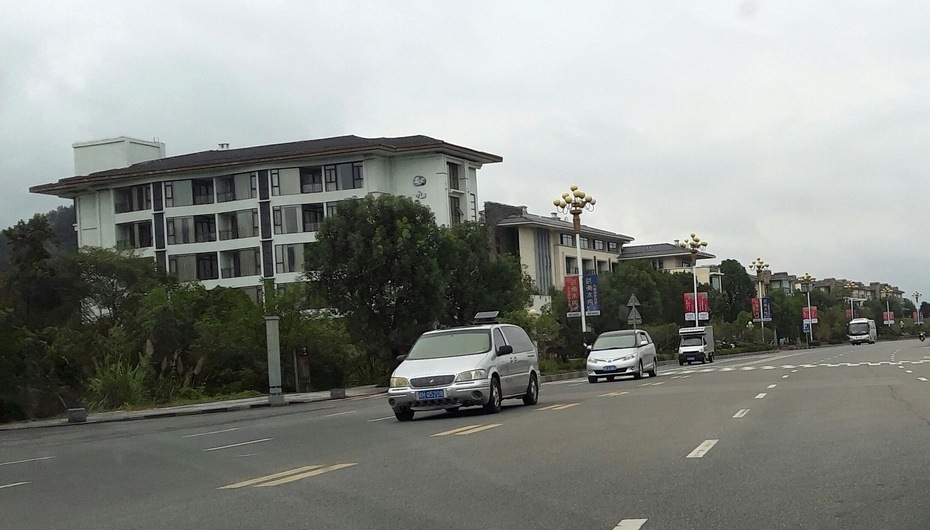 武夷山之行:九曲溪、宋街及其它 - 淡淡云 - 淡淡云