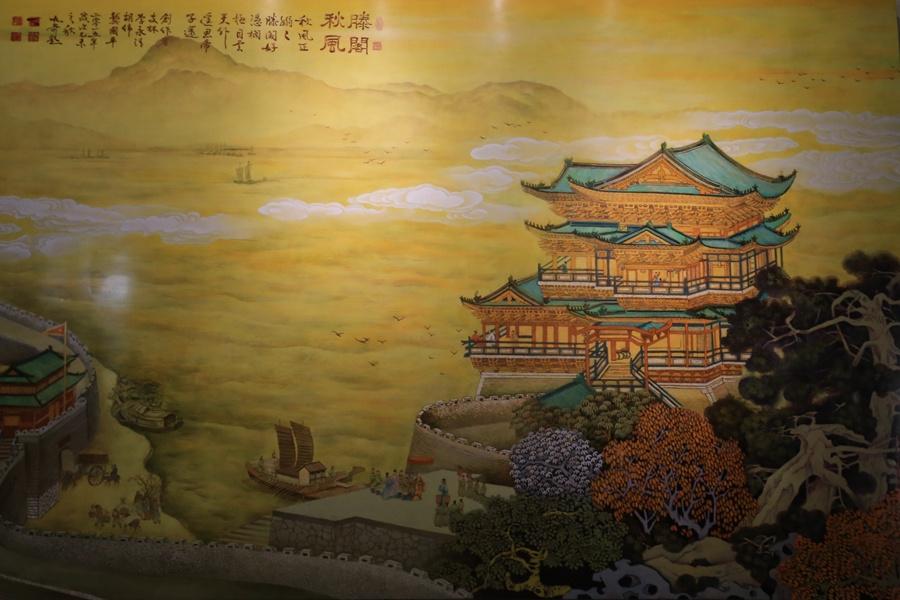 滕王阁,南昌的吉祥风水建筑 - 海军航空兵 - 海军航空兵