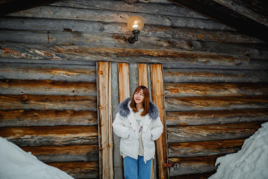 【周若雪Patty】北极圈的第三次遇见(上) - 周若雪Patty - 周若雪Patty