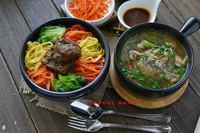 生活如花——韩式排骨拌饭 - 慢美食 - 慢 美 食