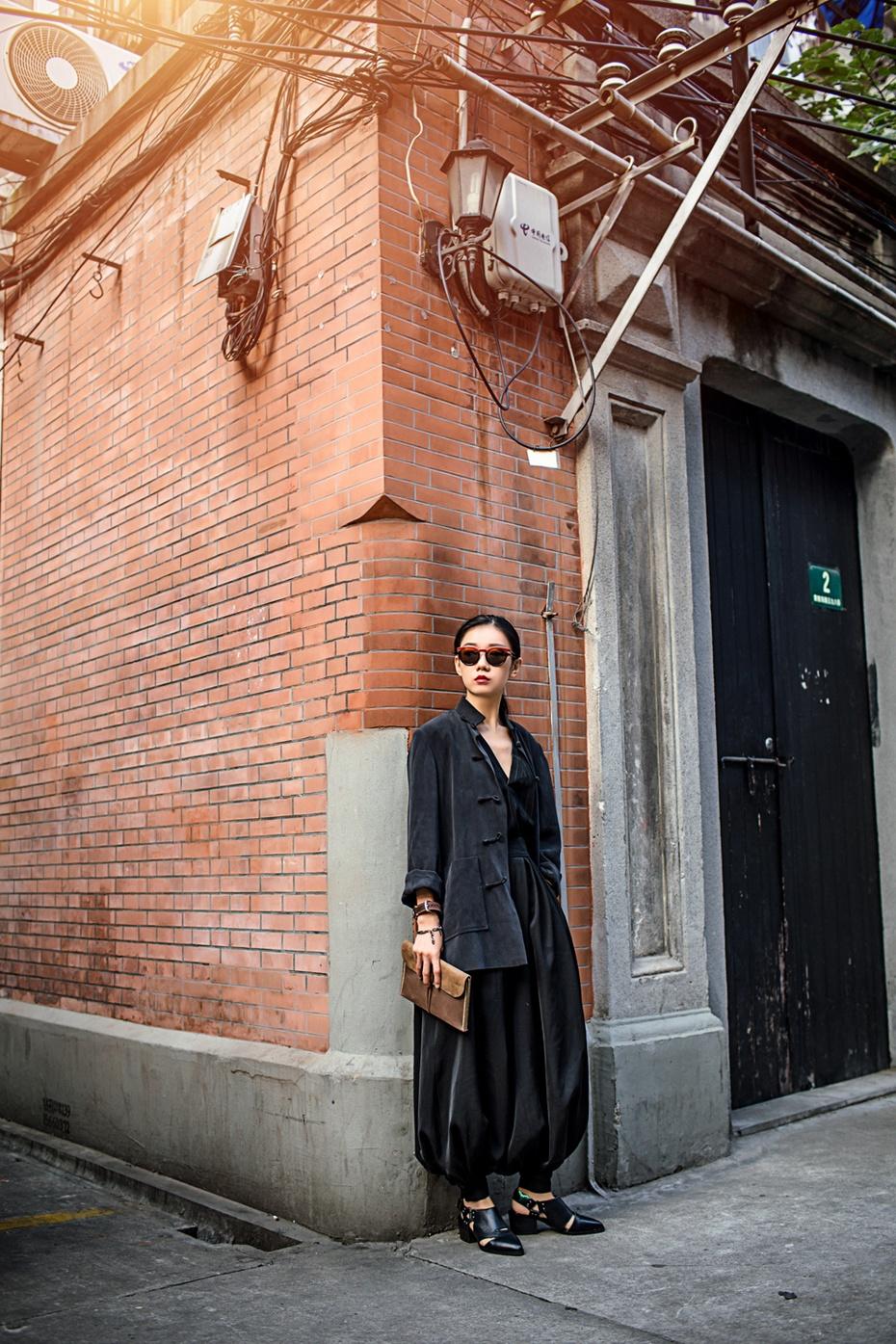 [Ava搭配日记]老上海style - AvaFoo - Avas Fashion Blog