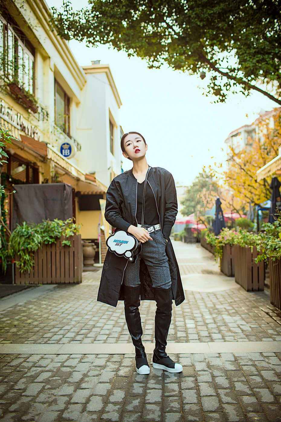 [Ava搭配周记]不一样的我 - AvaFoo - Avas Fashion Blog