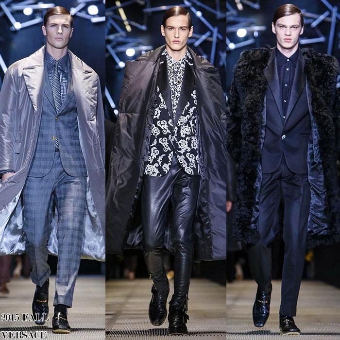 时尚经|2015秋冬米兰男装周-大牌渐欲迷人眼 - toni雌和尚 - toni 雌和尚的时尚经