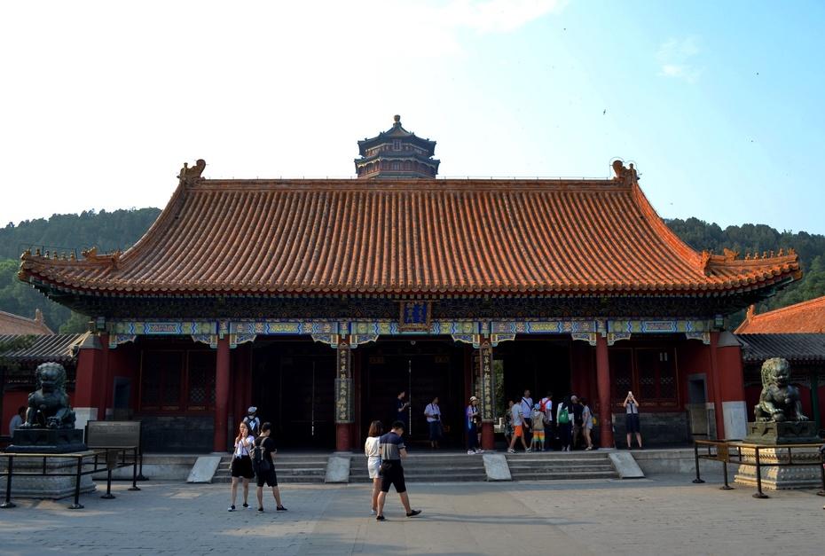 记忆颐和园·北京印象(十一) - 852农场3分场知青 - 852农场3分场(20团3营)知青网