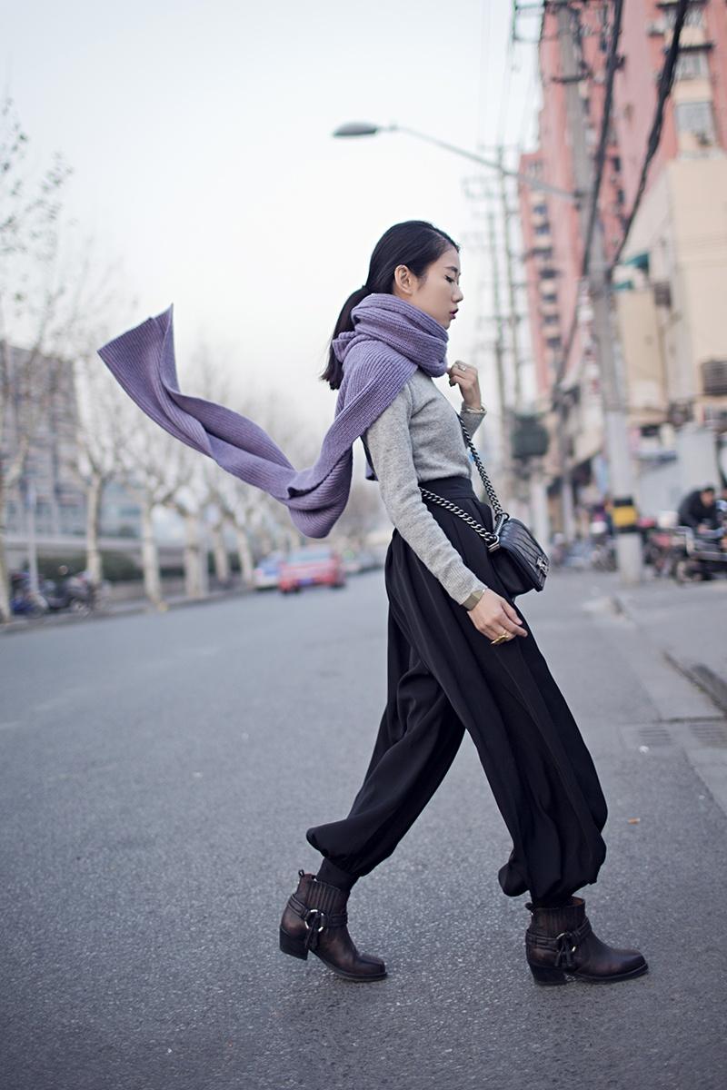 [Ava搭配周记]冬日的一丝暖意 - AvaFoo - Avas Fashion Blog