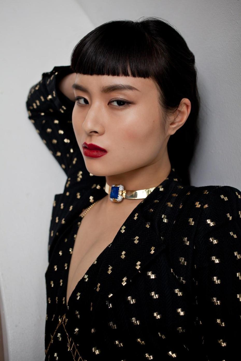 这个叫Asia Chow的华裔名媛什么来头? - toni雌和尚 - toni 雌和尚的时尚经