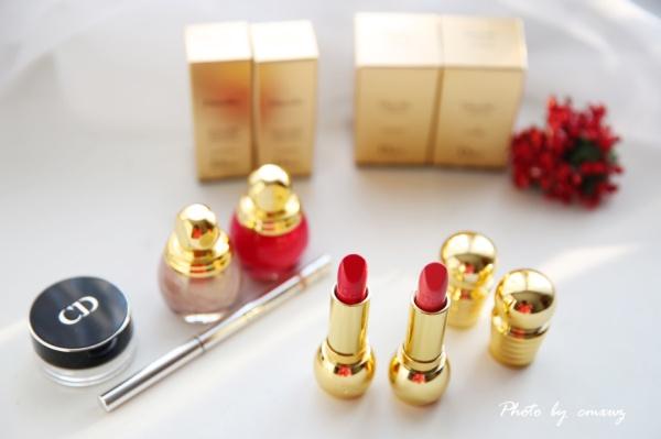 圣诞更美丽,DIOR迪奥圣诞限量彩妆! - 草莓小玩子 - 【不再设置评论功能。有事请邮件联系。】