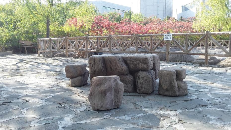 骑行日记之:骑行化石公园 - 淡淡云 - 淡淡云