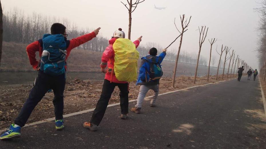 2016-12-3 乐水行之16季-52 雾霾起飞 - stew tiger - 乐水行的风斗