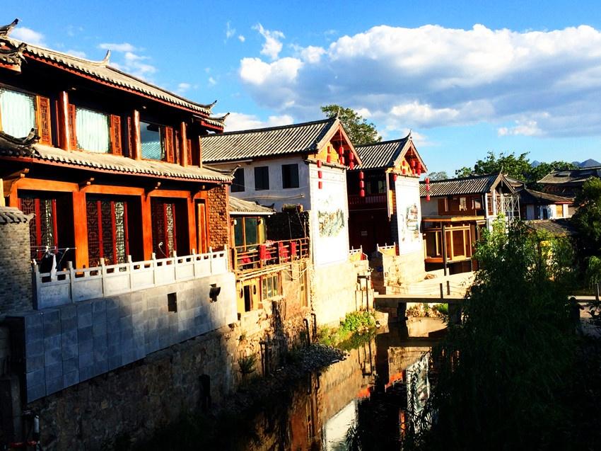 在束河住了几天 - yushunshun - 鱼顺顺的博客