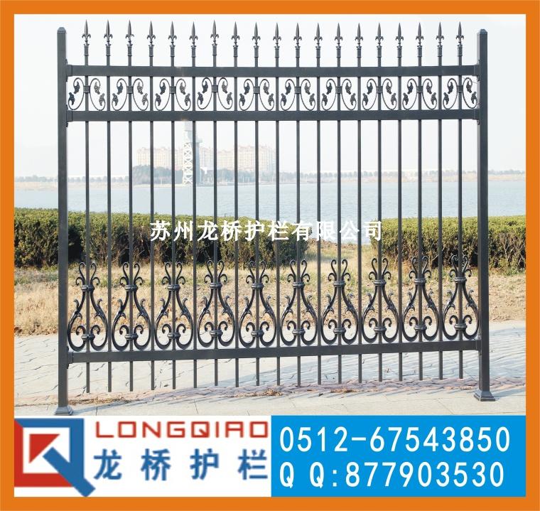 铝合金护栏 铝合金阳台护栏