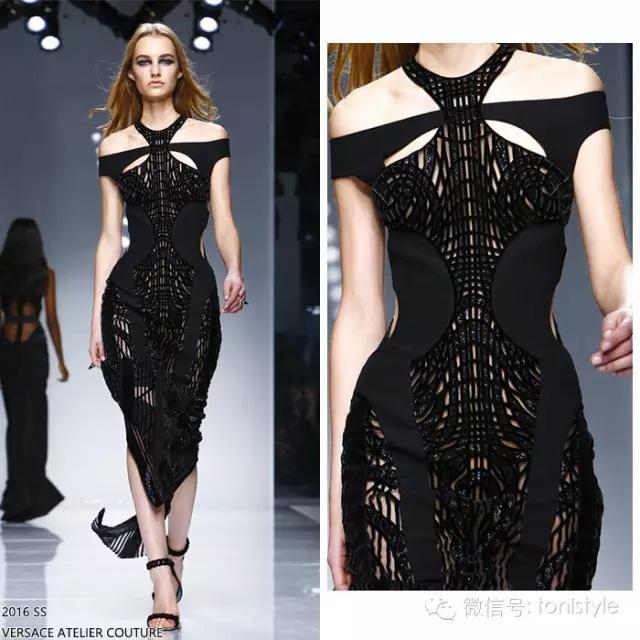 时装周|高定对于女人来讲。。。 - toni雌和尚 - toni 雌和尚的时尚经