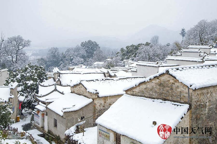 霸王级寒潮下的中国景象2 - 古藤新枝 - 古藤的博客