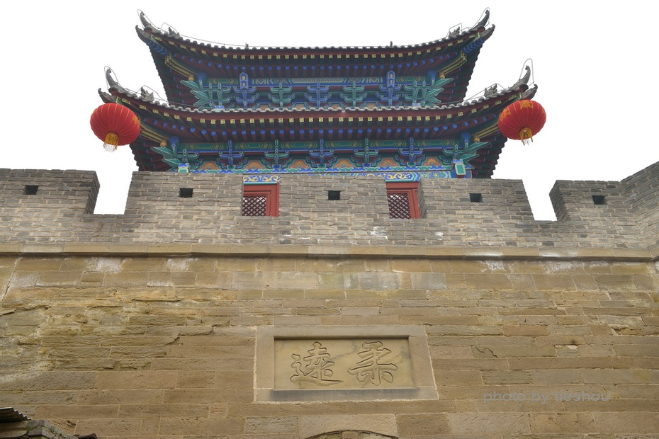 陕北风情(19)—— 千年米脂城_图1-14