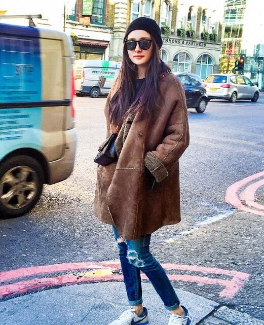 杨幂的穿衣小心机 永远18岁就得这么穿 - 嘉人marieclaire - 嘉人中文网 官方博客