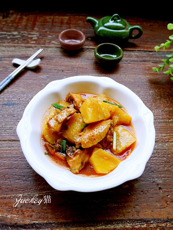 米饭要遭殃之---土豆焖鸡块 - 海军航空兵 - 海军航空兵