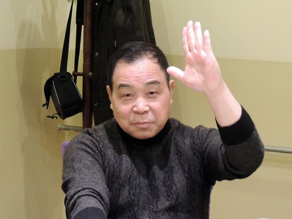 """欢聚穆隆斋、""""总统""""返乡来 - 留石 - 留石的博客"""