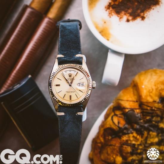 戴一款表在欧洲 享受一人食饭 - GQ智族 - GQ男士网官方博客
