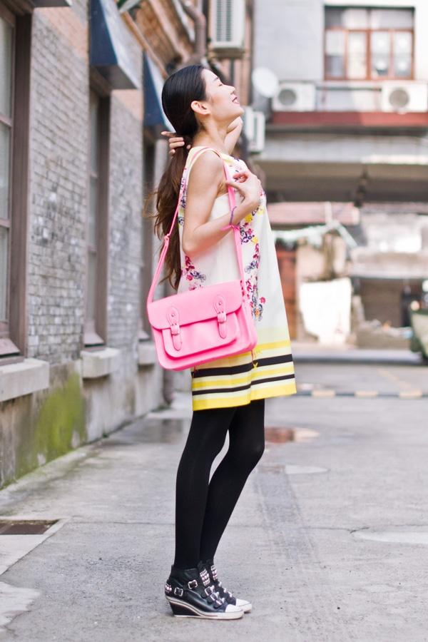 【Ava搭配周记】印花也百搭 - AvaFoo - Avas Fashion Blog