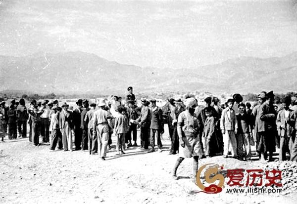 1941年苏英联手 兵临城下逼伊朗抗德 - 爱历史 - 爱历史---老照片的故事