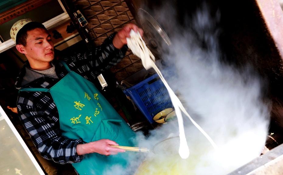 实拍:走进皖北阜阳酒都体验美食文化之旅 - 海军航空兵 - 海军航空兵