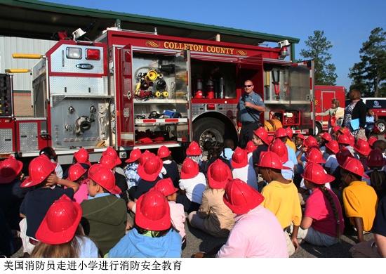 刘植荣:美国消防员工资与全国平均工资持平 - 刘植荣 - 刘植荣的博客