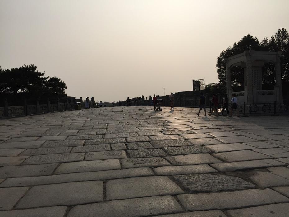 卢沟桥上那些可爱的石狮子 - 余昌国 - 我的博客