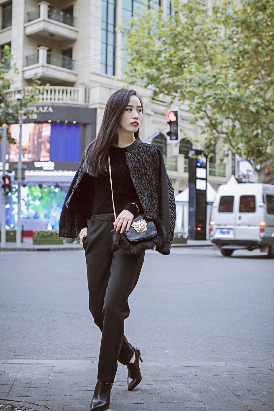 【妮儿の私服日记】西装裤穿出新花样 - Nikki妮儿 - Nikkis Fashion Blog