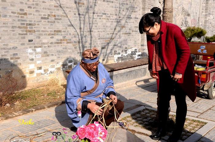【原创摄影】青州古城观年景2:古风年俗 - 古藤新枝 - 古藤的博客