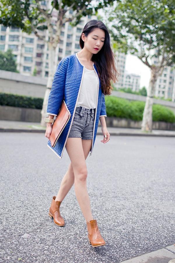 【Ava搭配周记】初秋look book - AvaFoo - Avas Fashion Blog