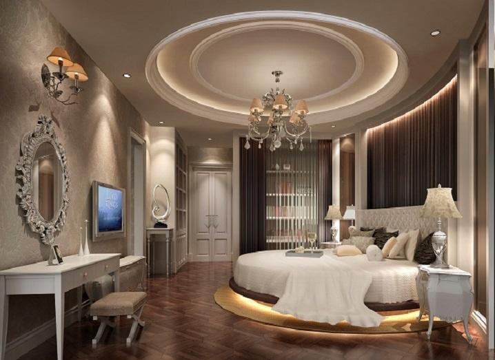 【北京装修实创装饰案例】欧式古典与奢华结合打造香