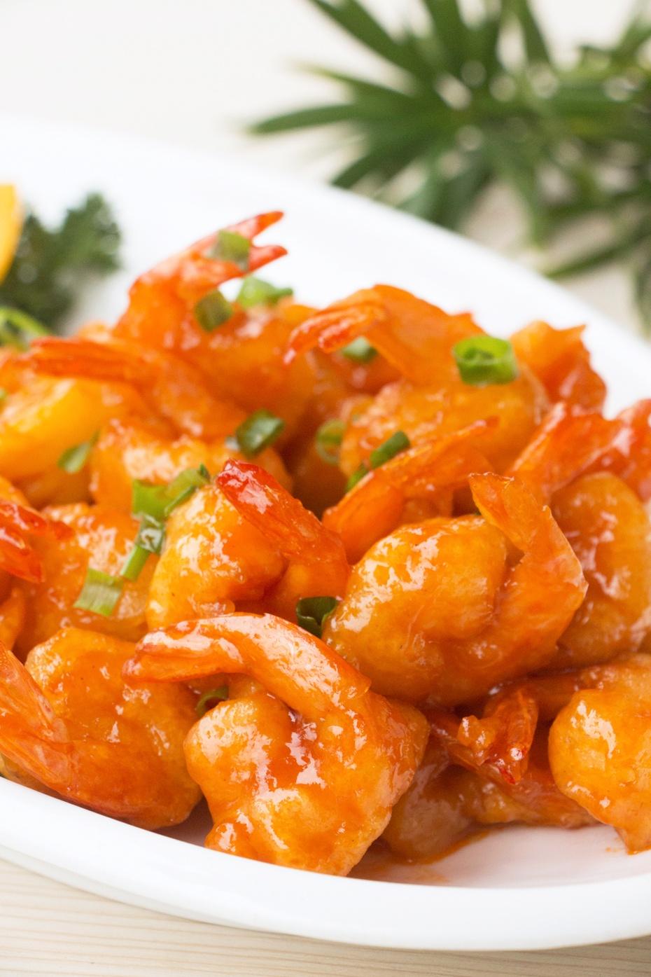 美食美味《菠萝虾尾》 - 慢美食 - 慢美食
