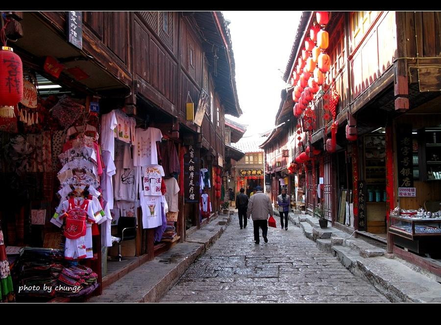 丽江古城,柔美时光里的浪漫 - H哥 - H哥的博客
