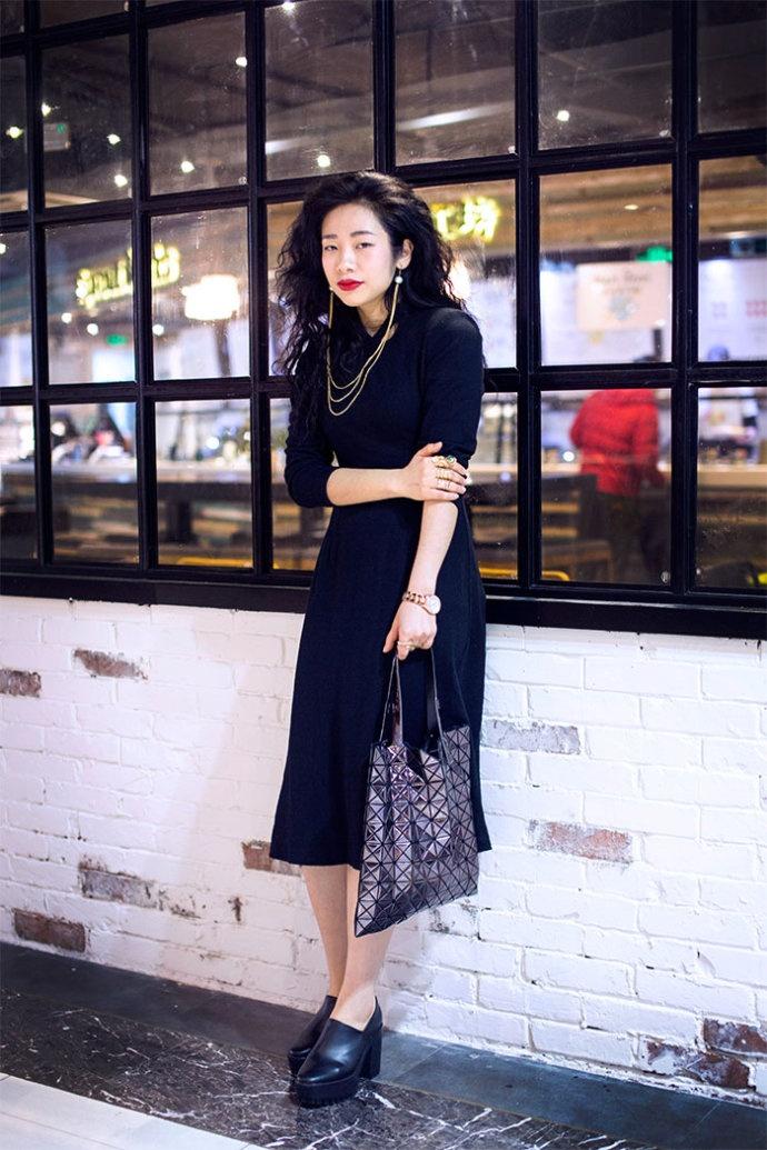 【雌和尚搭配】那些黑色的层次感 - toni雌和尚 - toni 雌和尚的时尚经