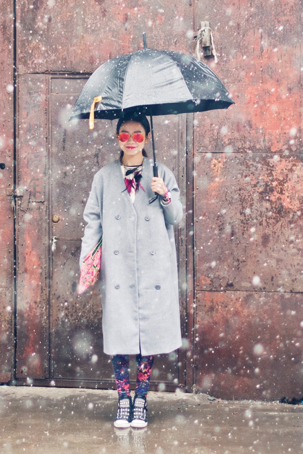 【Ava搭配日记】雪 - AvaFoo - Avas Fashion Blog